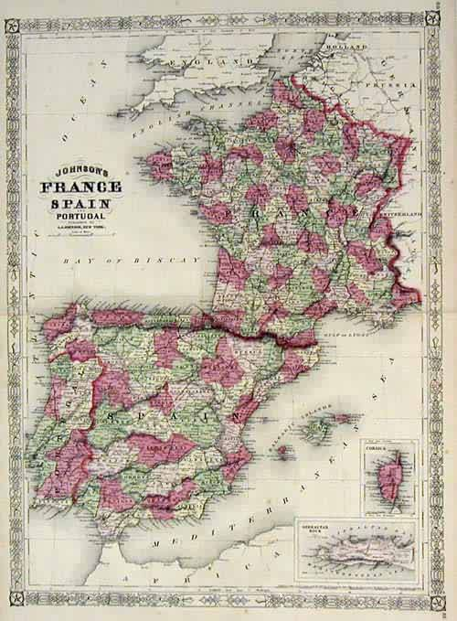 Johnsons France Spain and Portugal'