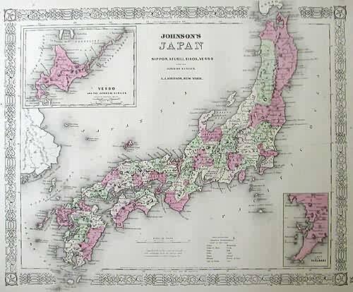 Johnsons Japan'