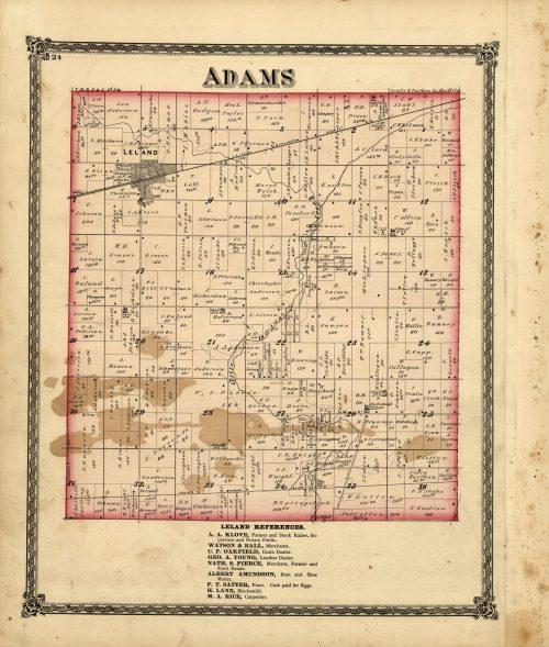 Adams (Township)