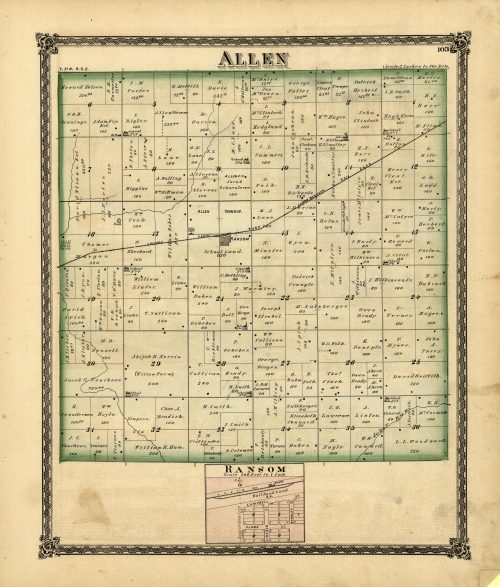 Allen (Township)