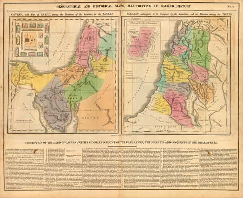 Geographical and Historical Maps
