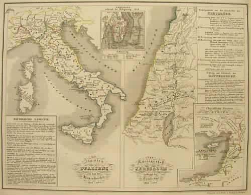 Italien und Palaestina