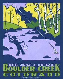 Beautiful Boulder Creek