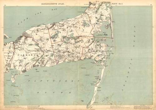 Massachusetts. Atlas Plate No. 9.