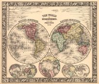 Original Old World Maps
