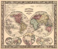 Original Old World Maps