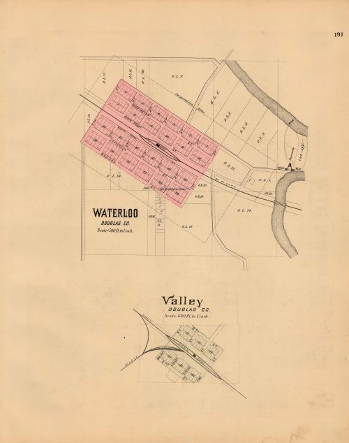 Waterloo and Valley