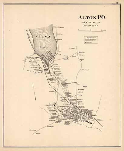 Alton P.O. (New Hampshire)