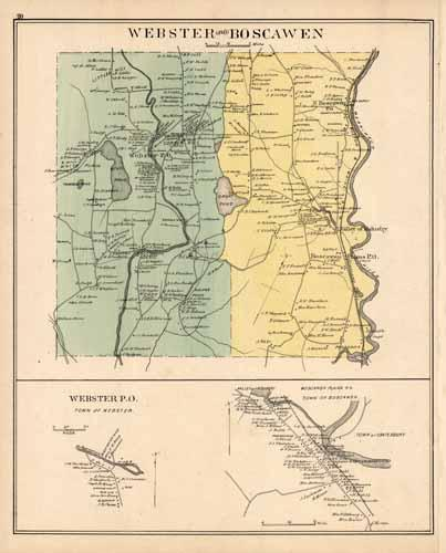 Webster and Boscawen (New Hampshire)