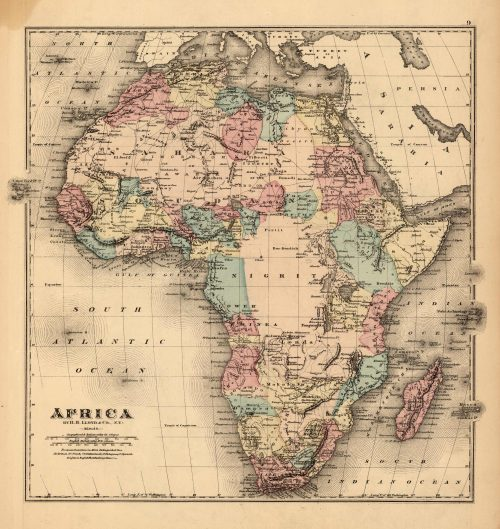 Africa by H.H. Lloyd & Co.