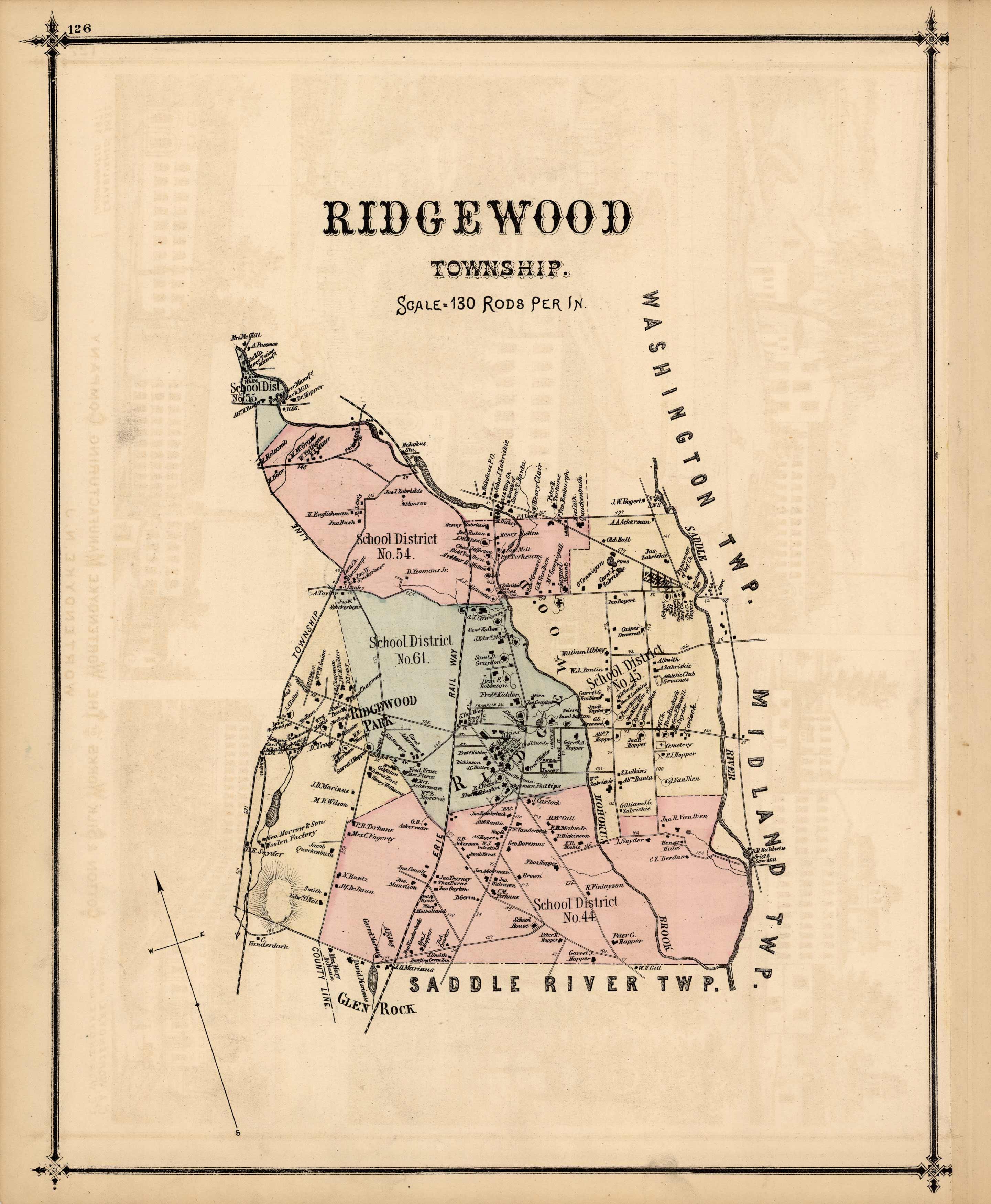 Ridgewood Township (New Jersey)
