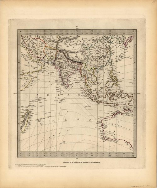 [India and Chinese Empire]