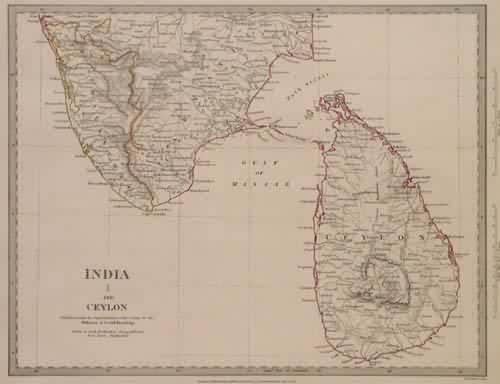 India I. and Ceylon