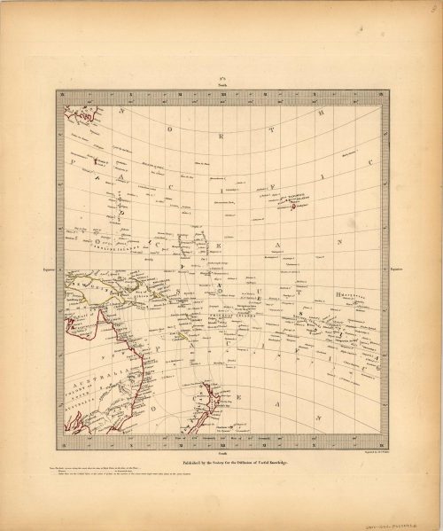 [Polynesia and Pacific Islands]