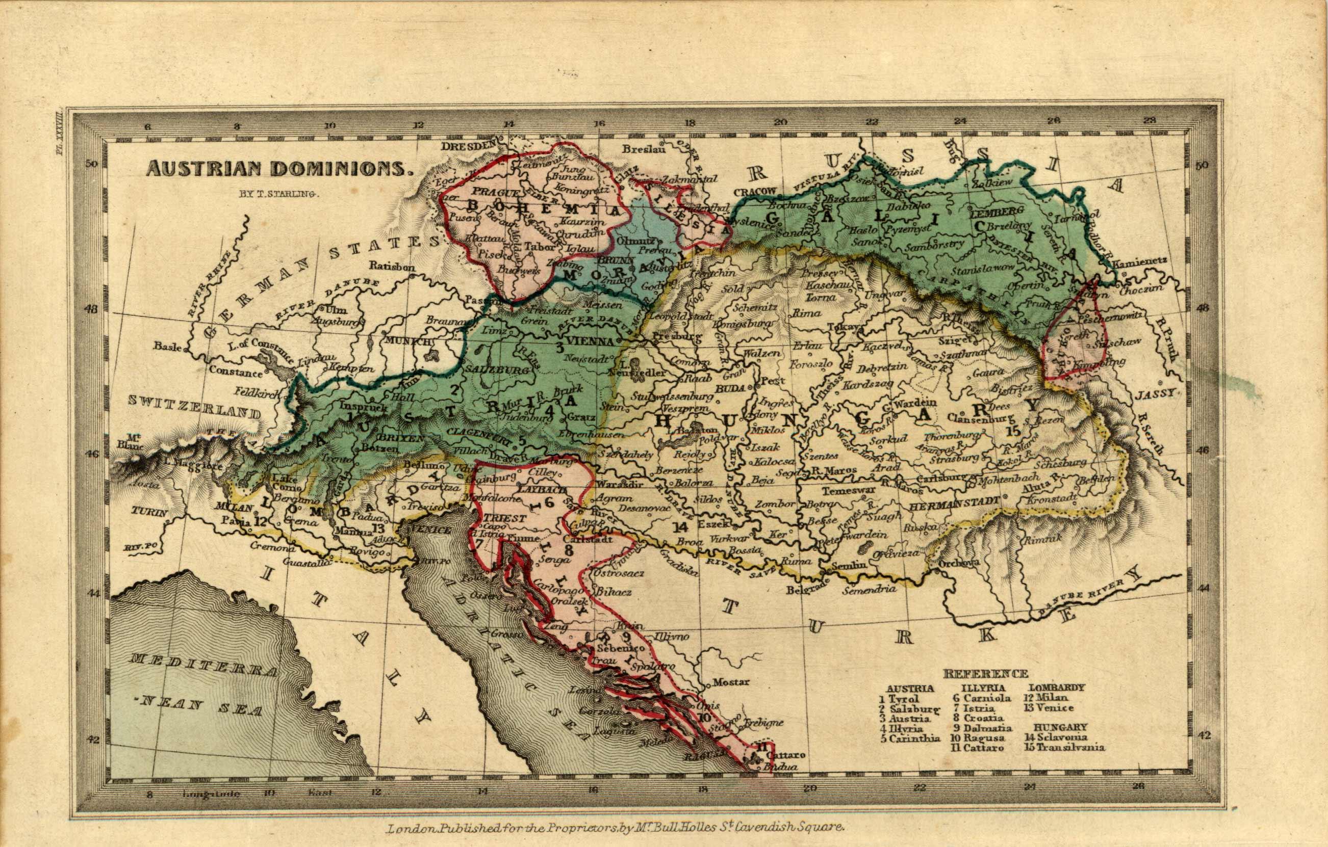 Austrian Dominions