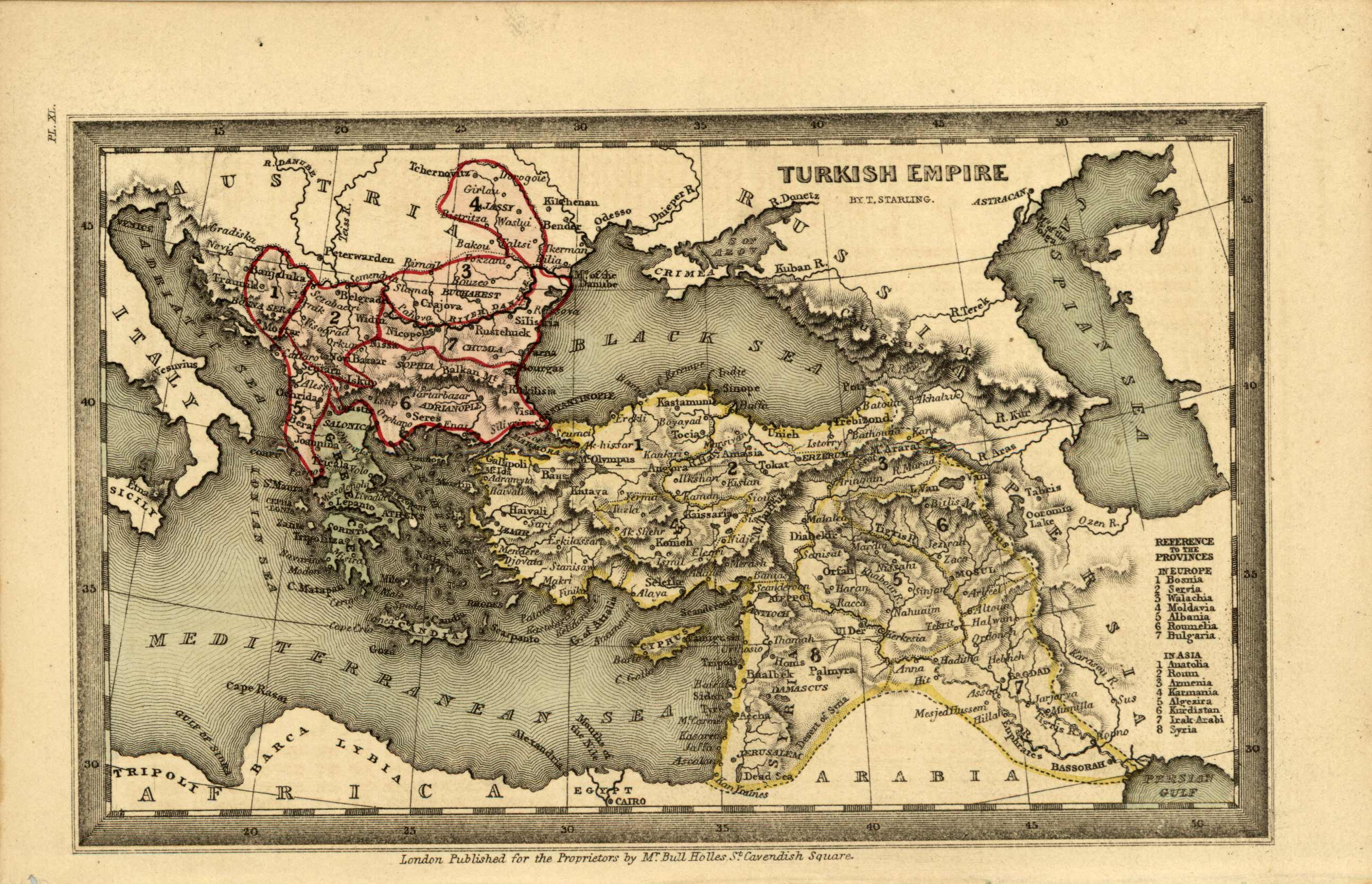 Turkish Empire